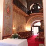Kaple na zámku Lnáře